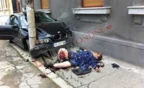 femeie accident lugoj