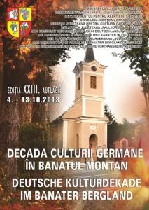 DECADA CULTURII 2013 - AFIS