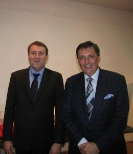cu ambasadorul din croatia, cosmin dinescu