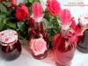 sirop trandafiri