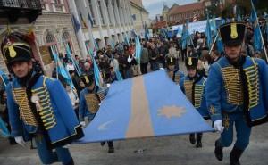 ROMANIA-HUNGARY-MINORITY-PROTEST