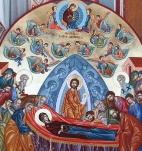 pst sfanta sfintelor Maria