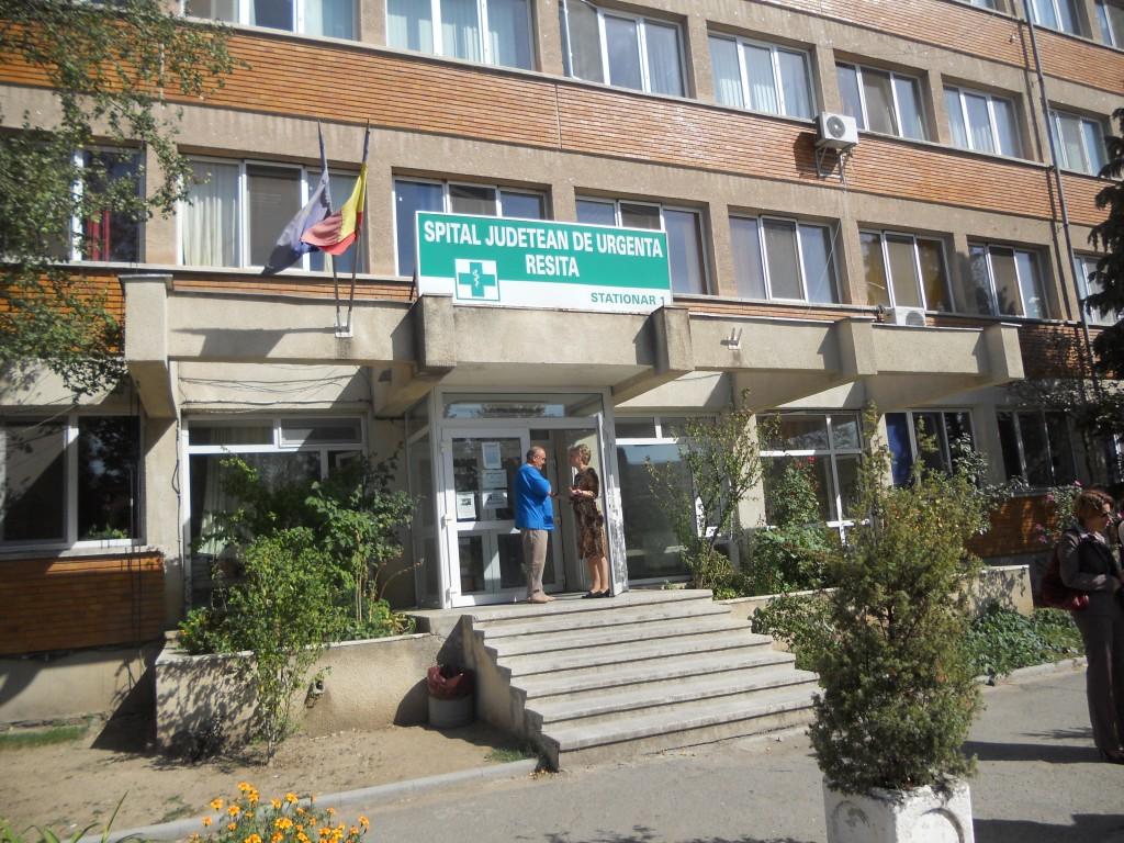 "Spitalul Judetean de Urgenta Resita a trecut cu brio examenul ,,coronavirus"""