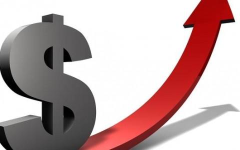 dolar in sus