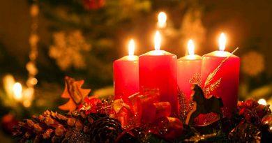 Se aud clopoțeii lui Moș Crăciun, romano-catolicii intră în perioada Adventului VIDEO