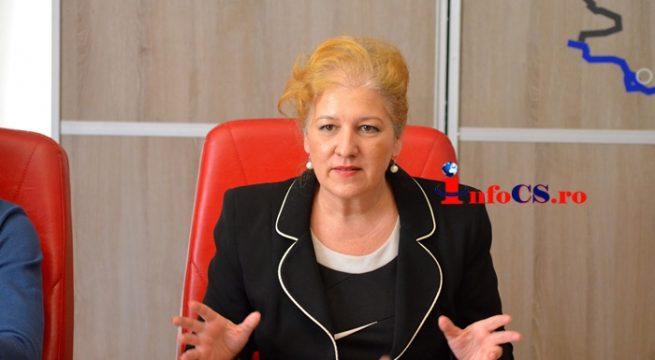 Noul prefect al judeţului Caraş-Severin este Florenţa Albu