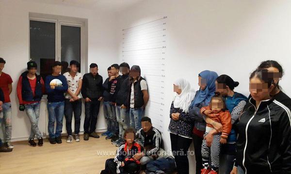 Granita de vest luata cu asalt de imigranti