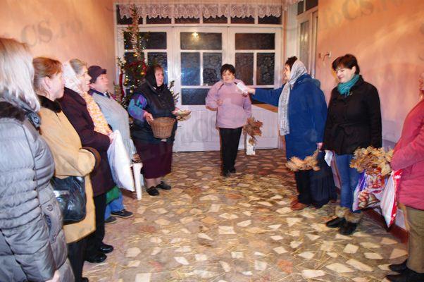 Ajun de Crăciun după calendarul iulian, cu tradiții și obiceiuri, la Pojejena, in Clisura Dunarii VIDEO
