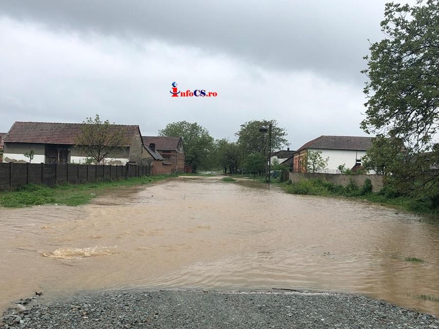 Stricaciuni de peste 20.000 de lei facute de inundatiile din iunie VIDEO