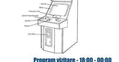 """""""Muzeul Jocurilor Video"""" pune Reșița  pe harta NAG2019 – Noaptea alba a galeriilor"""