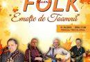 Emotie de toamna cu muzica folk in Parcul Tricolorului la Resita  VIDEO