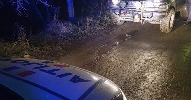 Politia din Herculane in actiune – contraventii si amenzi