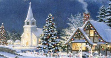 Fie ca Pruncul născut în ieslea din Bethleem să vă umple casele şi vieţile cu bucurie