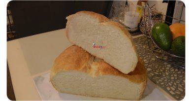 Rețetă de sezon – Pâine gustoasă de casă, făcută în bucătăria de la bloc VIDEO