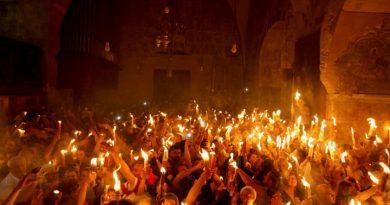 Biserica Greciei a stabilit cum se vor desfășura slujbele de Paște