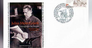 Personalități din Reșița: Julius Meier-Graefe, la 85 de ani de la trecerea în eternitate