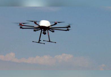 Expozitie de dronele comerciale, la Caransebeș, pe aeroport VIDEO