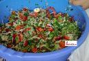 Salată de legume, de toamnă, ori salata ciorbă VIDEO