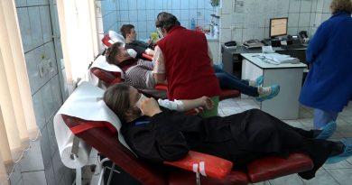 Implica-te si tu! Donează sânge și dăruieste viața – Tinerii sunt primii! VIDEO