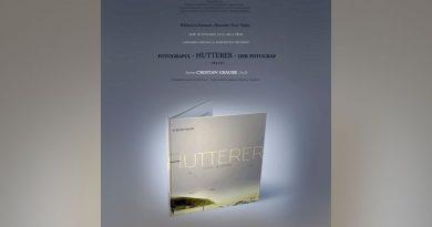 Cristian Graure: HUTTERER: Fotograful = der Fotograf – Lansarea catalogului în ediție bilingvă