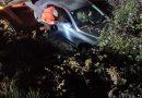 Vecine, dragă vecine, condu-ți mașina bine! Accident spectaculos la Moniom VIDEO
