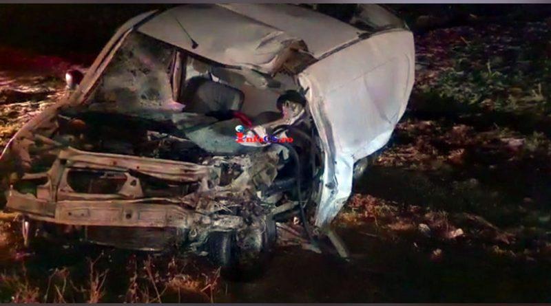 Grav accident de circulație pe DN6 în apropiere de Caransebeș VIDEO