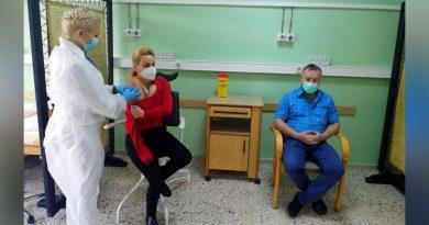 Rapel anticovid 19 la Spitalul Judetean din Resita