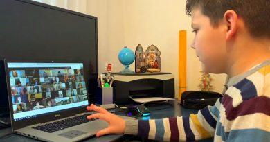 Ziua Eminescu – Ziua Culturii Naționale marcată online de elevii Cristinei Ardeleanu VIDEO
