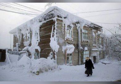 Elevi trimişi acasă fiindcă temperatura a ajuns la -50 de grade Celsius