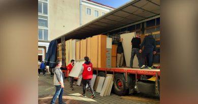 Donație de mobilier medical pentru Spitalul Județean
