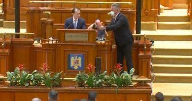 BREAKING NEWS Victorie pentru Guvernul Cîțu! Bugetul pentru anul 2021, adoptat cu 234 de voturi