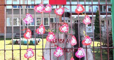 Daruri de 8 Martie de la picii grădiniței Dumbrava Minunată din Reșița VIDEO