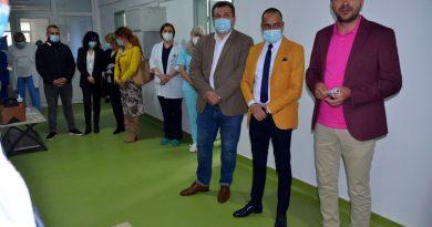 Ambulatoriul Caransebeș s-a întors la spital – De astăzi, ambulatoriul Caransebeș este funcțional