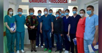 Premieră la nivel național la Spitalul Județean de Urgență din Reșița