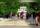 Arcade peste timp la Băile Herculane – De la Hercules și până la trei capete încoronate VIDEO