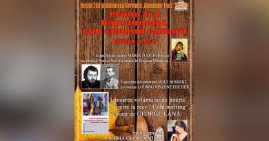 Întâlnire multi-culturală la început de toamnă la Biblioteca germana din Reșița