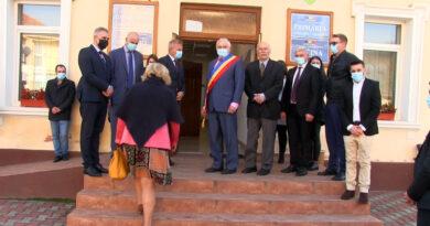 Ambasadoarea Croației în mijlocul comunității croate – Donație de carte la Carașova VIDEO